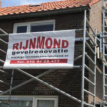 Aanvang gevelrenovatie project in Ridderkerk