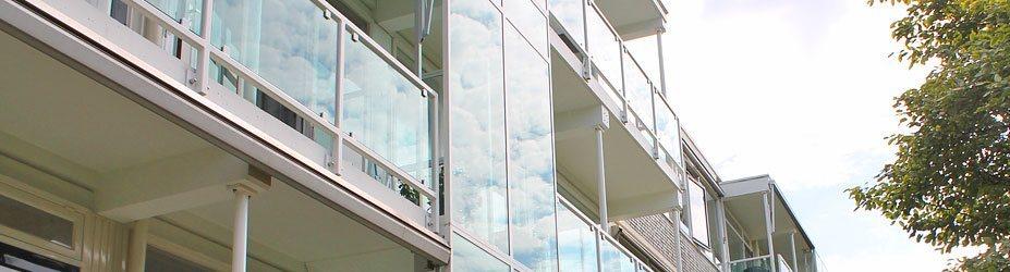 Balkonrenovatie Rotterdam Hillegersberg