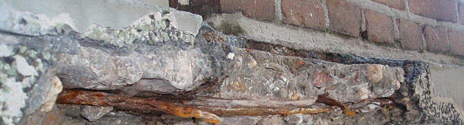 Het herstellen van betonschade door betonrot is ons vak!