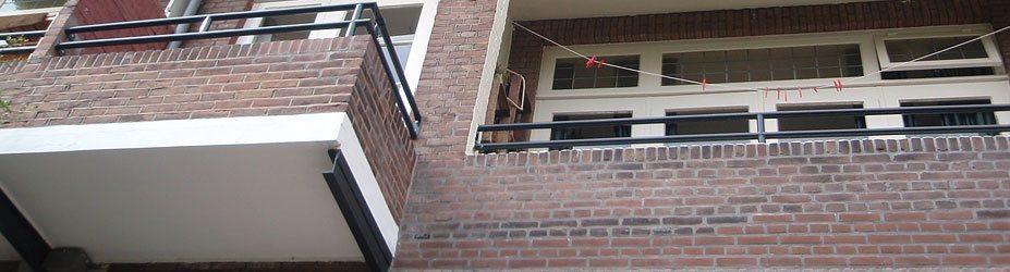 Gevel en dakrenovatie in Rotterdam