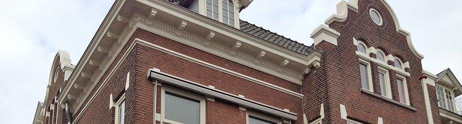 Gevelrenovatie Rotterdam Kralingen