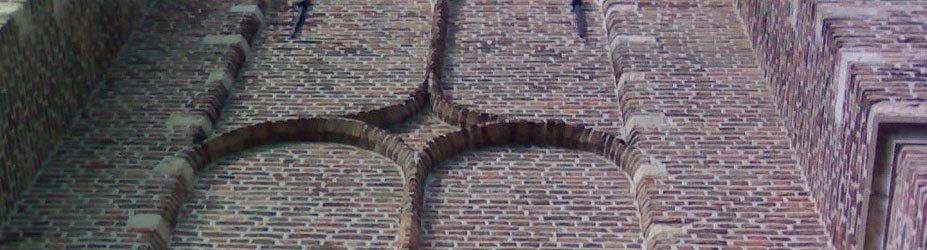 Gevelrestauratie kerk in Heerjansdam