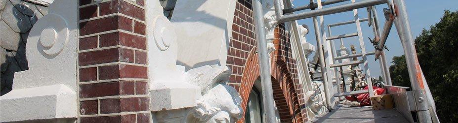 Gevelrestauratie: Restauratie monumentale panden en woningen