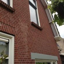 Rijnmond Gevelrenovatie - Voorgevel Dorpsstraat 54 Capelle aan den ijssel